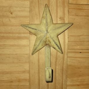 Buy two get one free Rustic country coat hanger